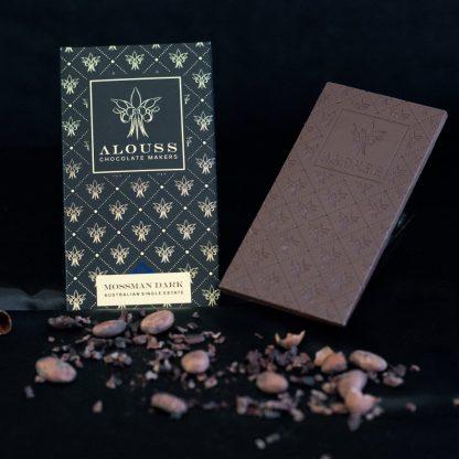 Mossman Dark Chocolate Bar