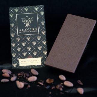 Mossman Milk Chocolate Bar